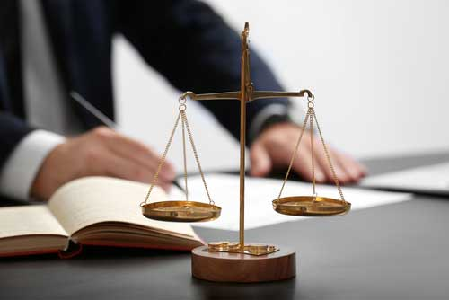 A personal injury lawyer in Westchester NY.