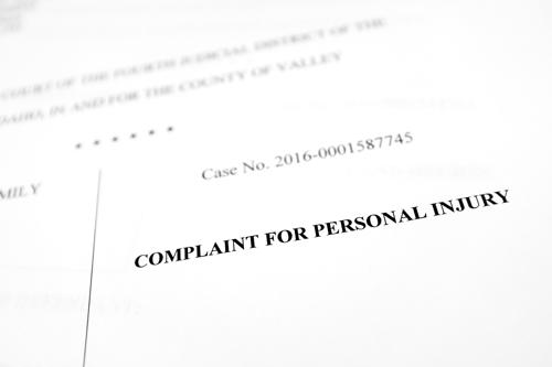What Might You Lose In A Personal Injury Lawsuit?